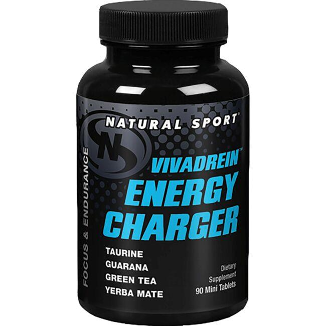 Natural SportVivadrein Energy Tabs Time Release