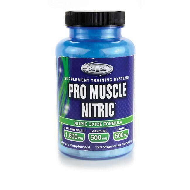 Natural SportPro Muscle Nitric-Nitric Oxide Formula