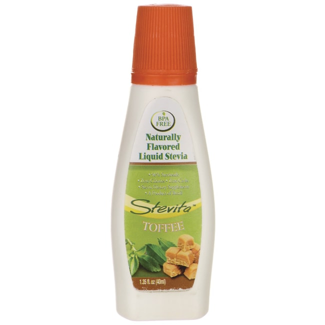 Stevita Liquid Stevia Toffee
