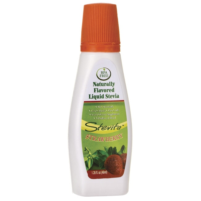 StevitaLiquid Stevia - Strawberry