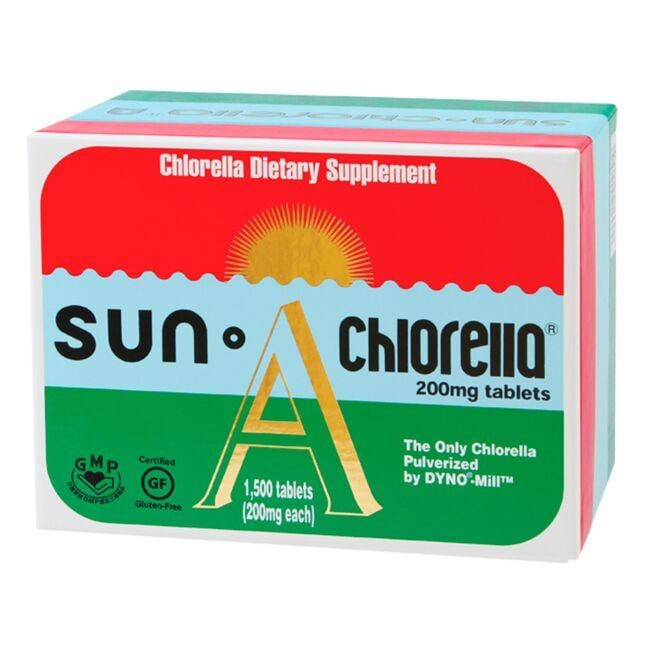 Sun ChlorellaSun Chlorella