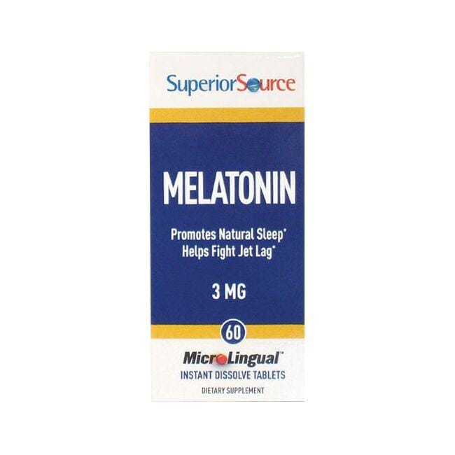 Superior SourceMelatonin