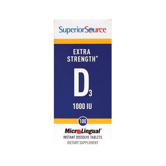 Superior SourceVitamin D3