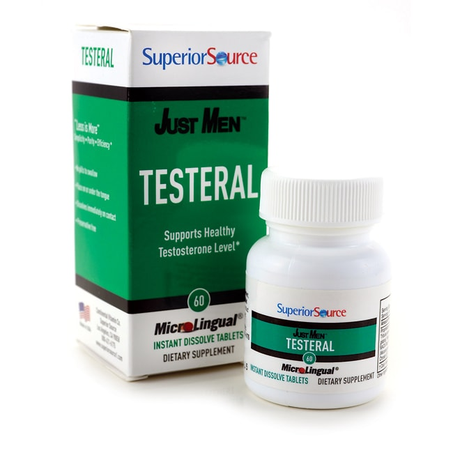 Superior SourceJust Men Testeral