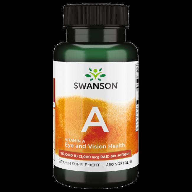 Swanson Premium Vitamin A