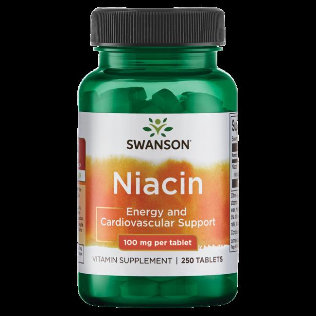 Swanson Premium Niacin
