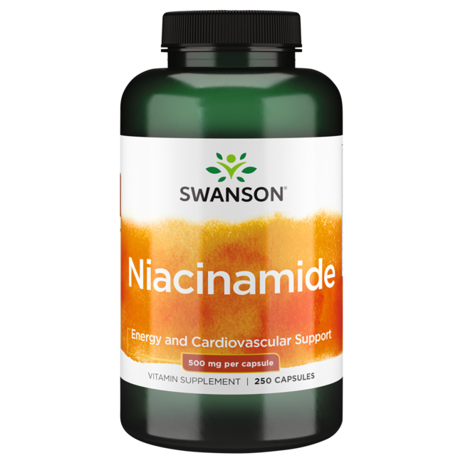Swanson PremiumNiacinamide