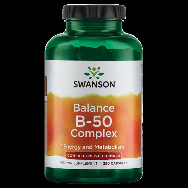 Swanson Premium Balance B-50 Complex