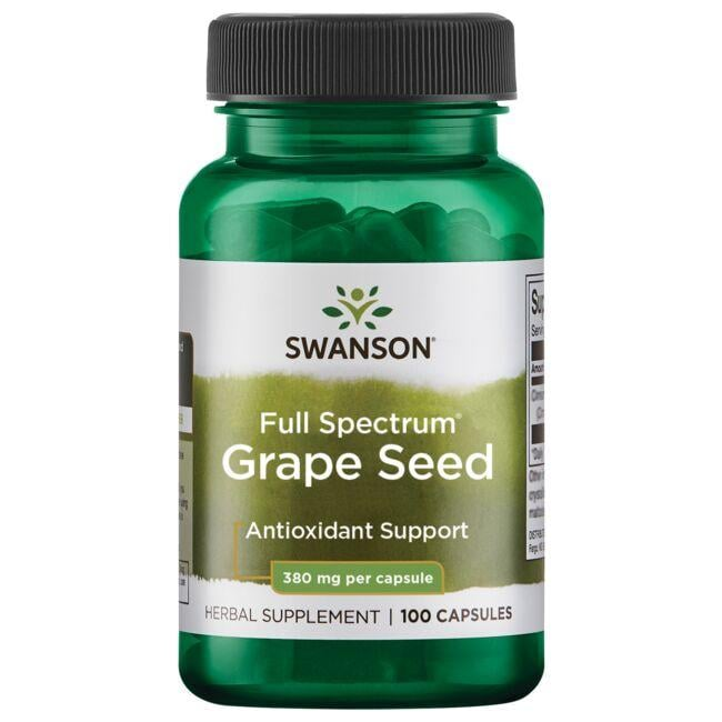 Swanson PremiumFull Spectrum Grape Seed