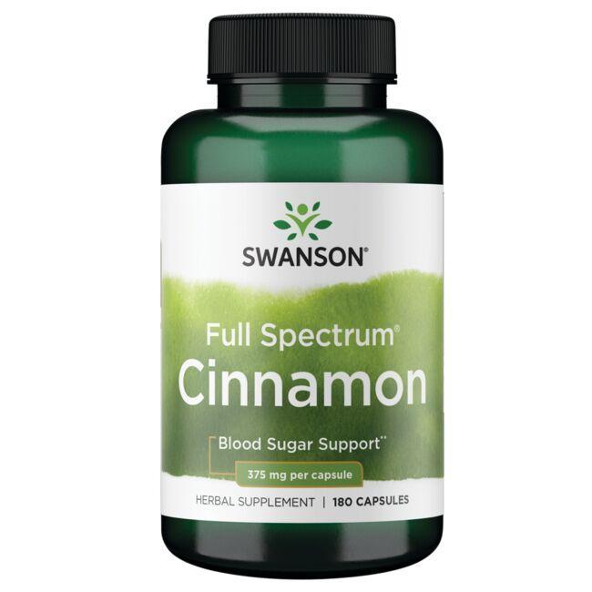 Swanson PremiumFull Spectrum Cinnamon