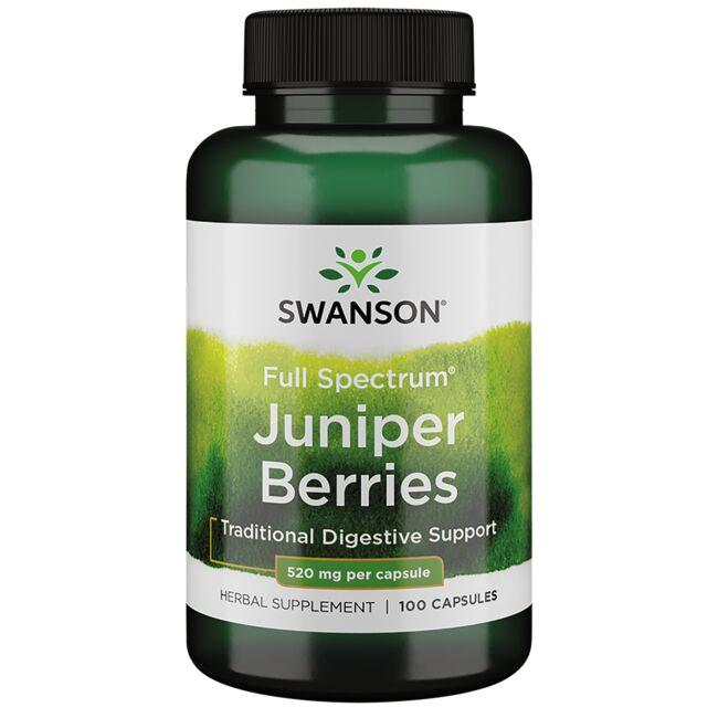 Swanson PremiumFull Spectrum Juniper Berries