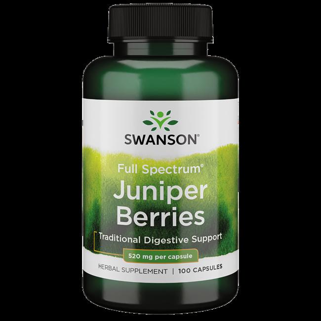 Swanson PremiumJuniper Berries