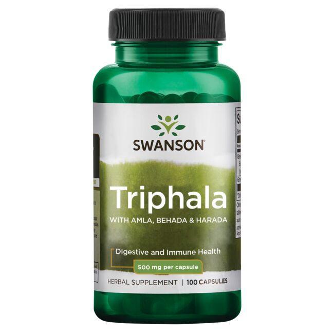 Swanson PremiumTriphala