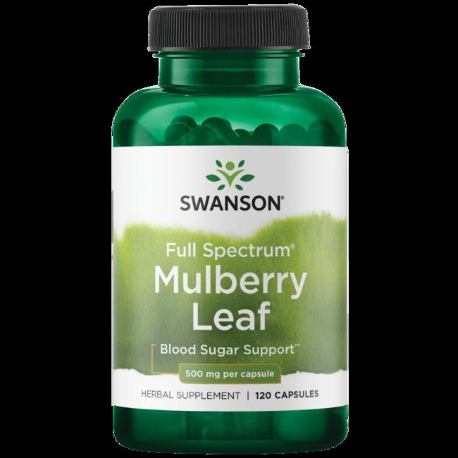 Swanson PremiumMulberry Leaf