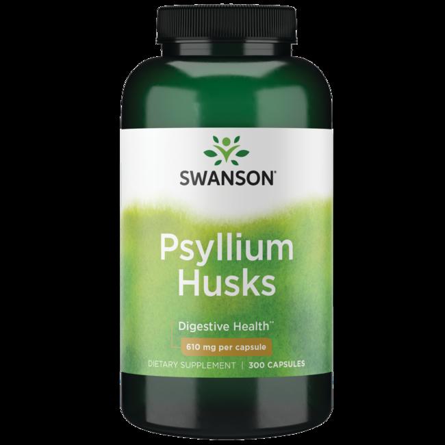 Swanson Premium Psyllium Husks