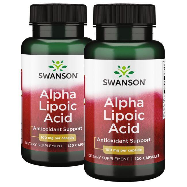 Swanson PremiumAlpha Lipoic Acid