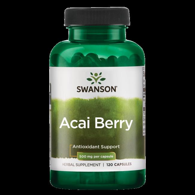 Swanson Premium Acai Berry