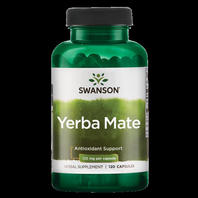 Swanson Premium Yerba Mate (4:1)