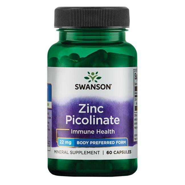 Swanson PremiumZinc Picolinate - Body Preferred Form