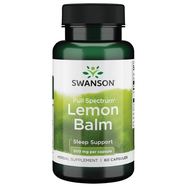 Swanson PremiumLemon Balm