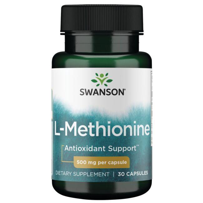 Swanson Premium100% Pure L-Methionine