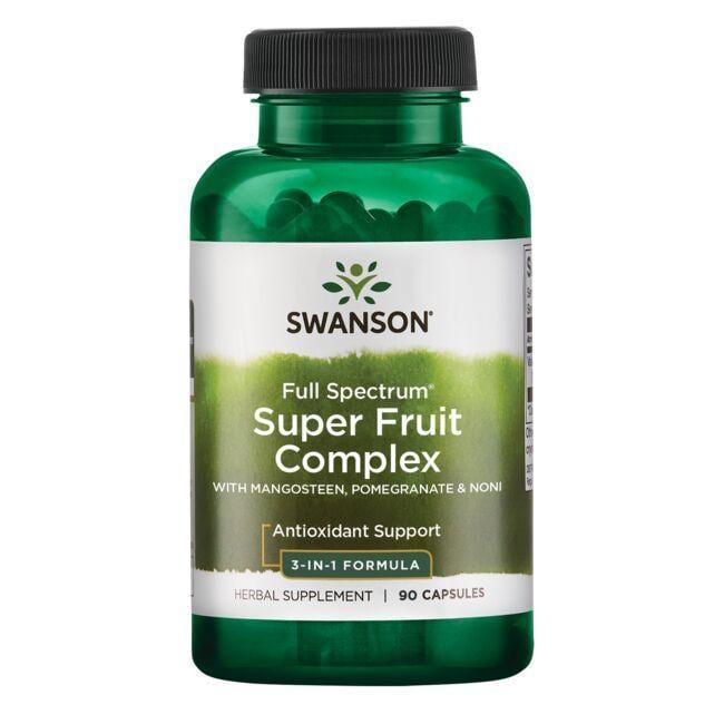 Swanson PremiumMangosteen/Pomegranate/Noni Complex