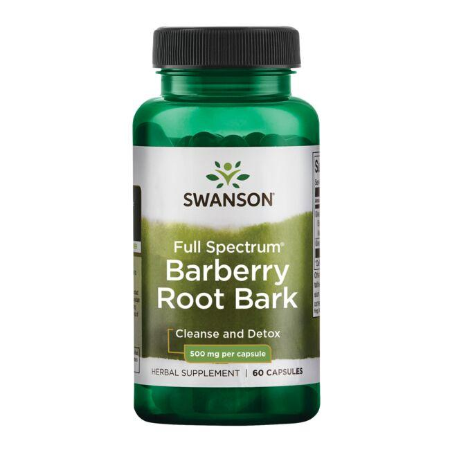 Swanson Premium Full Spectrum Barberry Root Bark