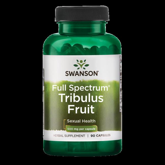 Swanson Premium Full-Spectrum Tribulus Fruit