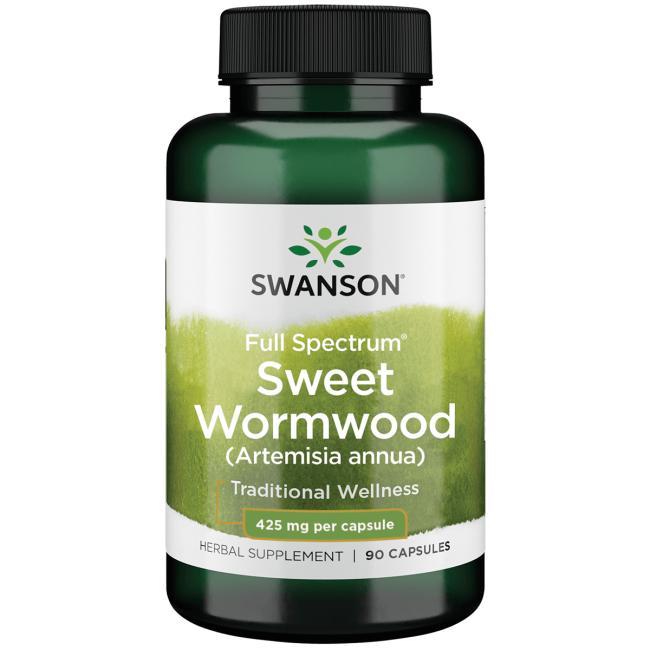 Swanson PremiumWormwood (Artemisia annua) - Full Spectrum