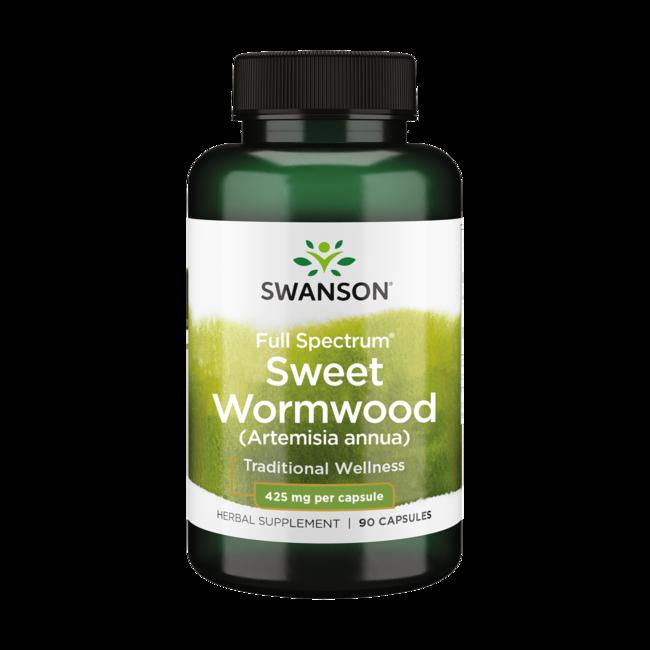 Swanson PremiumFull-Spectrum Wormwood (Artemisinin)