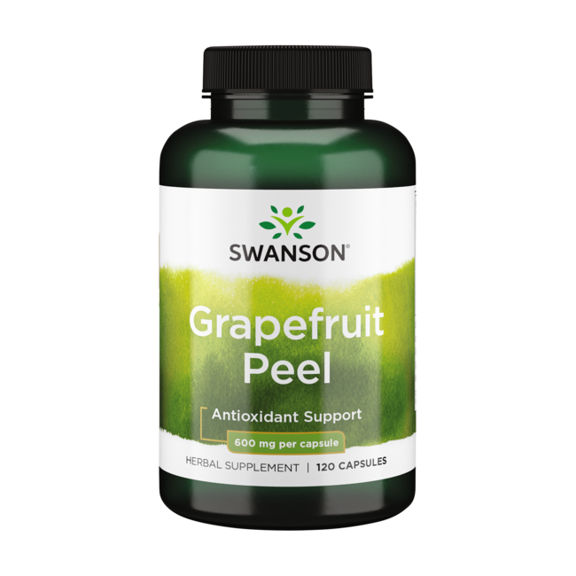 Swanson Premium Full-Spectrum Grapefruit Peel