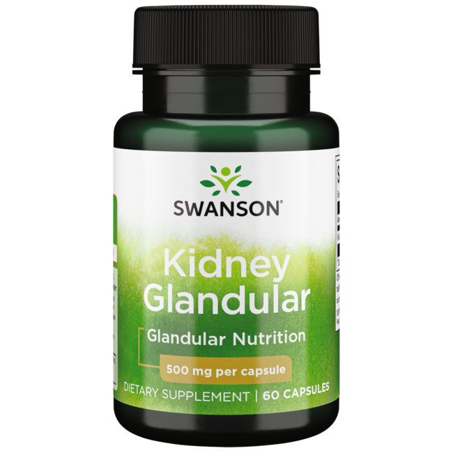 Swanson PremiumRaw Kidney Glandular