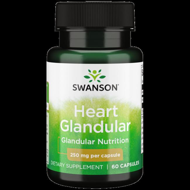 Swanson Premium Raw Heart Glandular