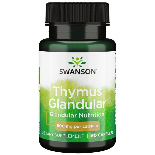 Swanson PremiumThymus Glandular