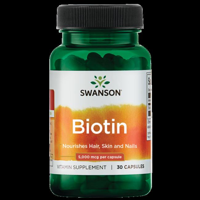 Swanson Premium Biotin