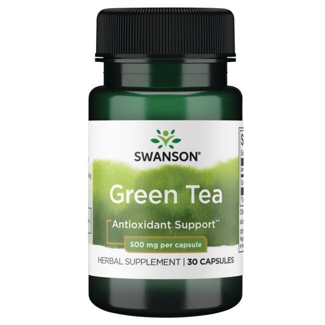 Swanson PremiumGreen Tea