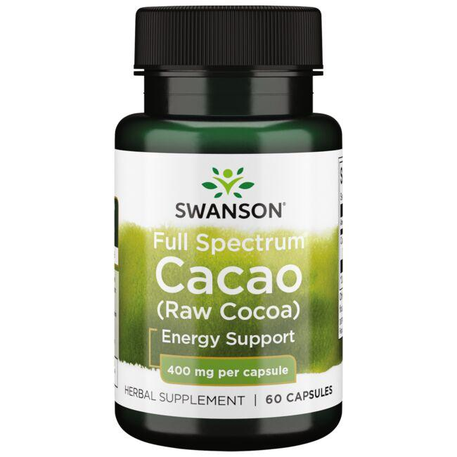 Swanson PremiumCacao (Raw Cocoa) - Full Spectrum