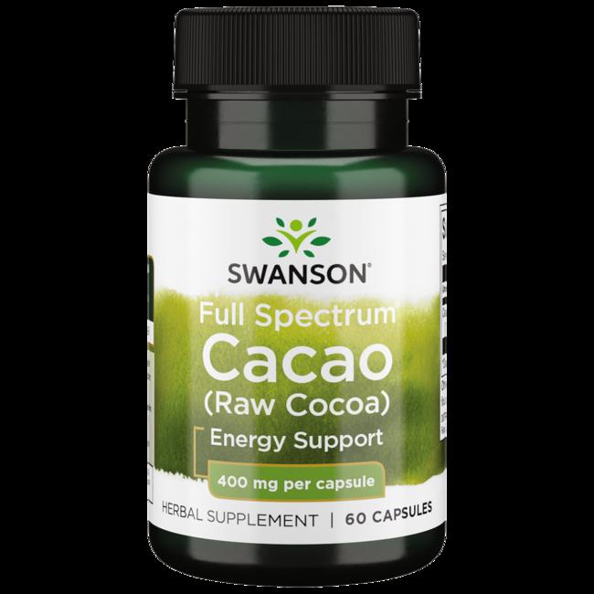 Swanson PremiumFull Spectrum Cacao (Raw Cocoa)