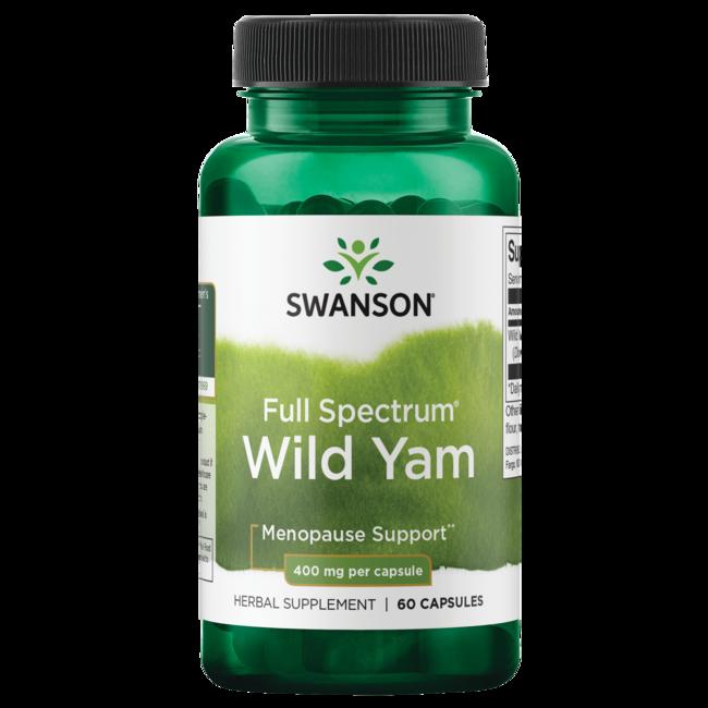 Swanson Premium Full Spectrum Wild Yam