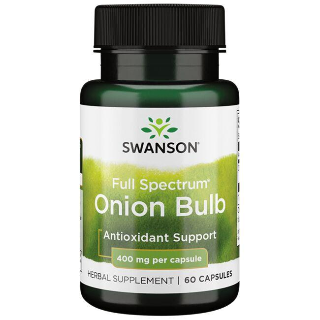 Swanson PremiumFull Spectrum Onion Bulb