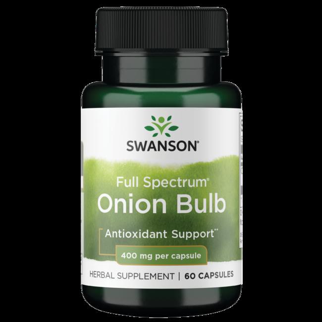 Swanson Premium Full Spectrum Onion (Bulb)