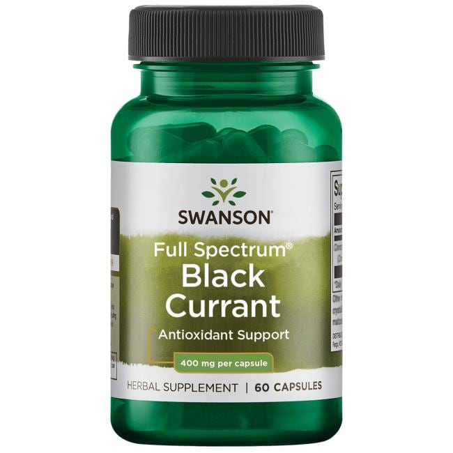 Swanson Premium Full Spectrum Black Currant