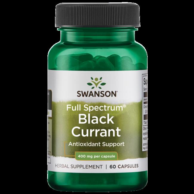 Swanson Premium Full Spectrum Black Currant