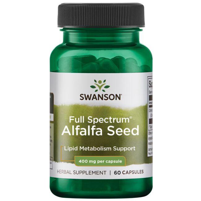 Swanson PremiumFull Spectrum Alfalfa Seed