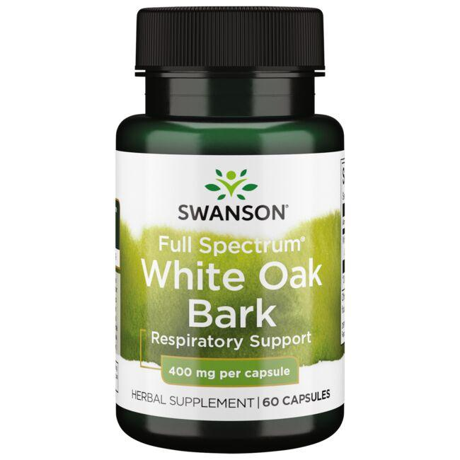 Swanson Premium Full Spectrum White Oak Bark