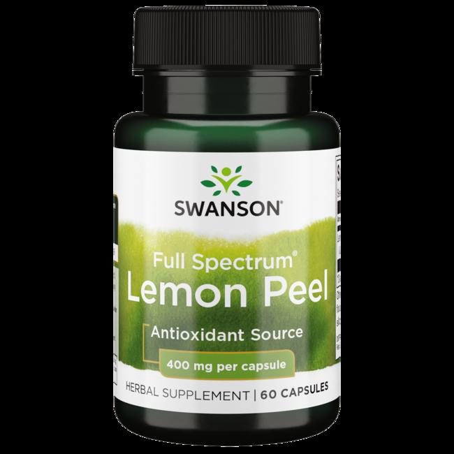 Swanson PremiumFull Spectrum Lemon Peel