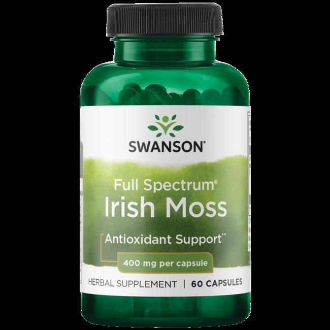 Swanson PremiumFull Spectrum Irish Moss