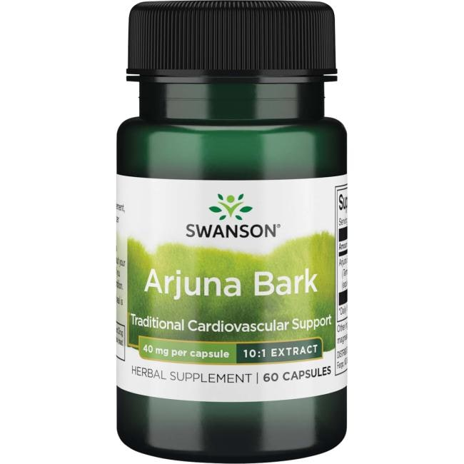 Swanson PremiumArjuna Bark 10:1 Extract