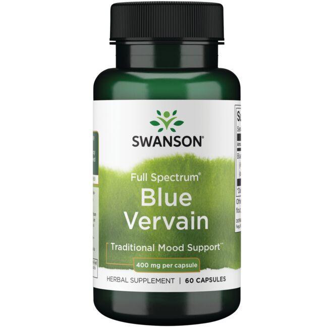 Swanson PremiumFull Spectrum Blue Vervain