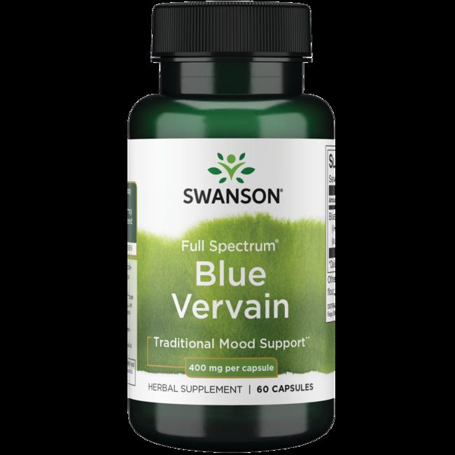 Swanson Premium Full Spectrum Blue Vervain
